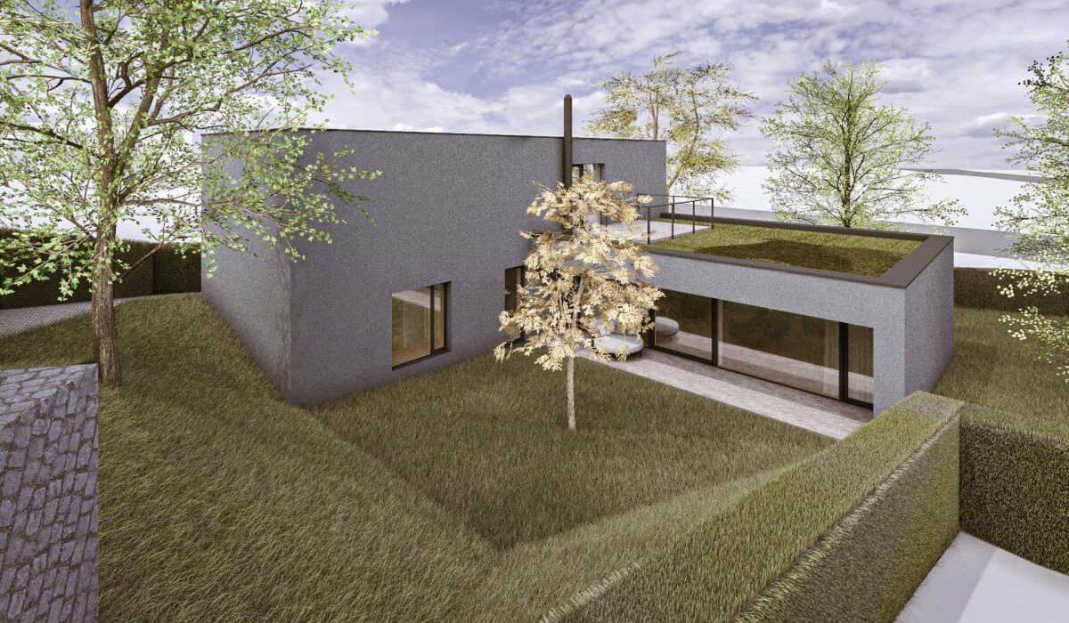 Pozemek 9 - Dům A3